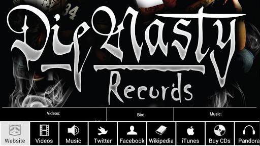 DieNasty Records Official App