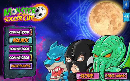 Monster Soccer Cup