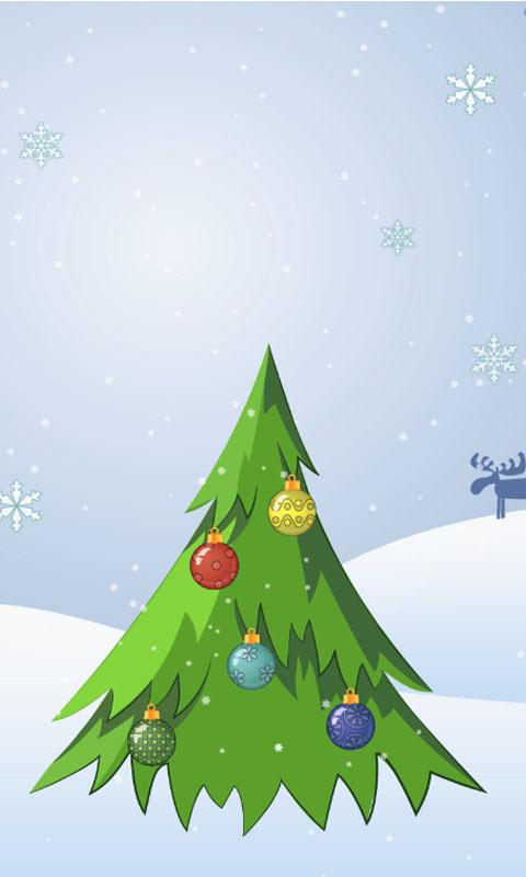 Christmas Bubbles - screenshot