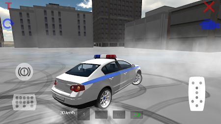 Police Car Driver 3D Simulator 1.1 screenshot 85965