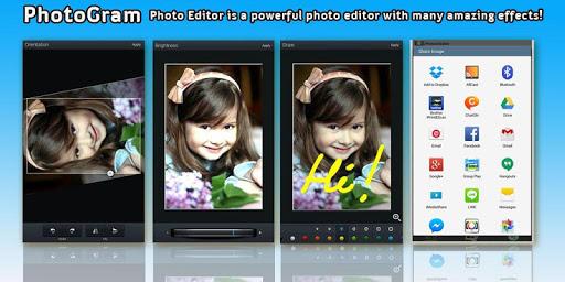 PhotoGramEditor - Photo Editor