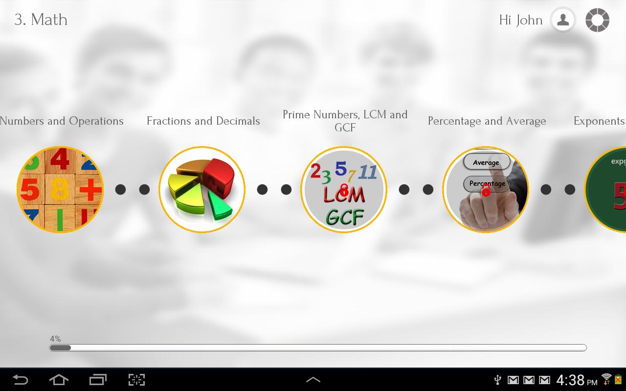 Learn Math via Videos- screenshot