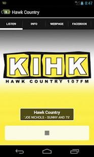 Sioux County Radio - screenshot thumbnail
