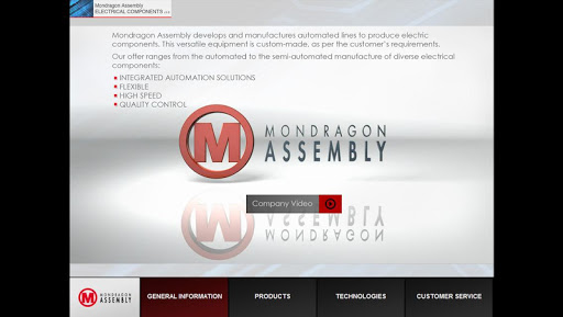 Mondragon Assembly-Electrical