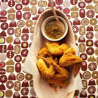 Crispy Chicken Wings.