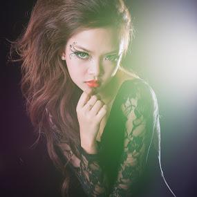 no name by Tim Kek - People Fashion ( model, fashion, girl, art, people, women, photo, portrait )