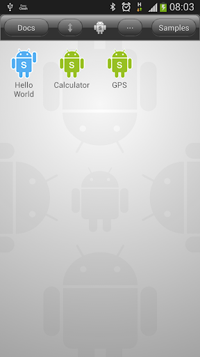 【免費工具App】DroidScript - JavaScript IDE-APP點子