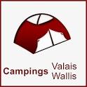 Campings Valais-Wallis icon