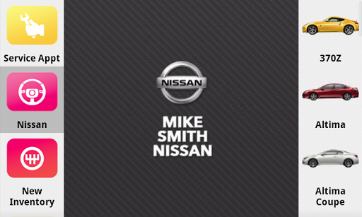 Mike Smith Nissan