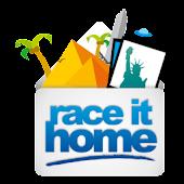 Race It Home - Send Postcards