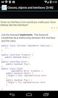 Screenshot of Java Interview Questions