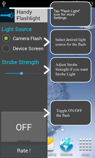 Handy Flashlight