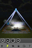 Screenshot of Funfair Ride Simulator: Disco