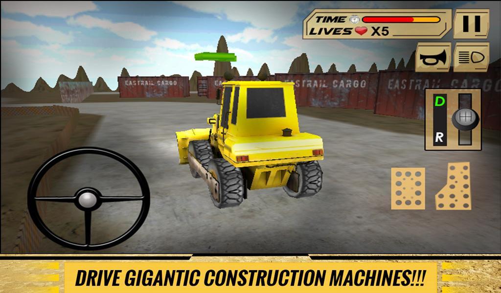 Sand-Excavator-Dump-Truck-Sim 28