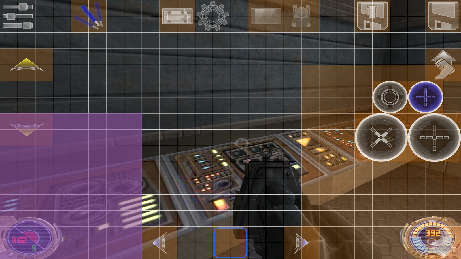 JK2-Touch (Jedi Outcast port) - screenshot
