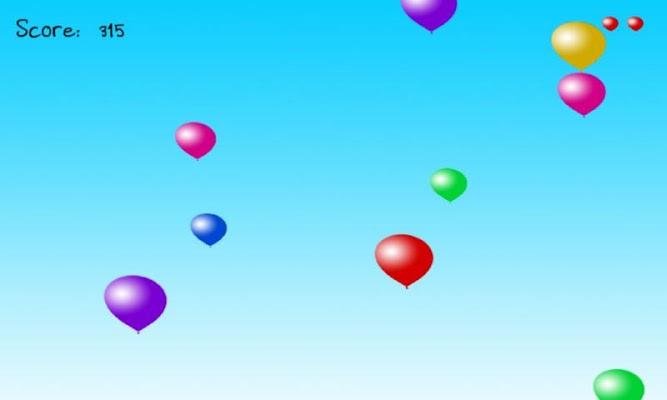 Balloon Drop! Lite - screenshot