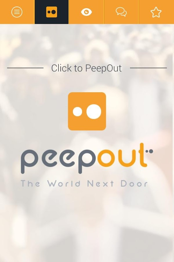PeepOut- screenshot