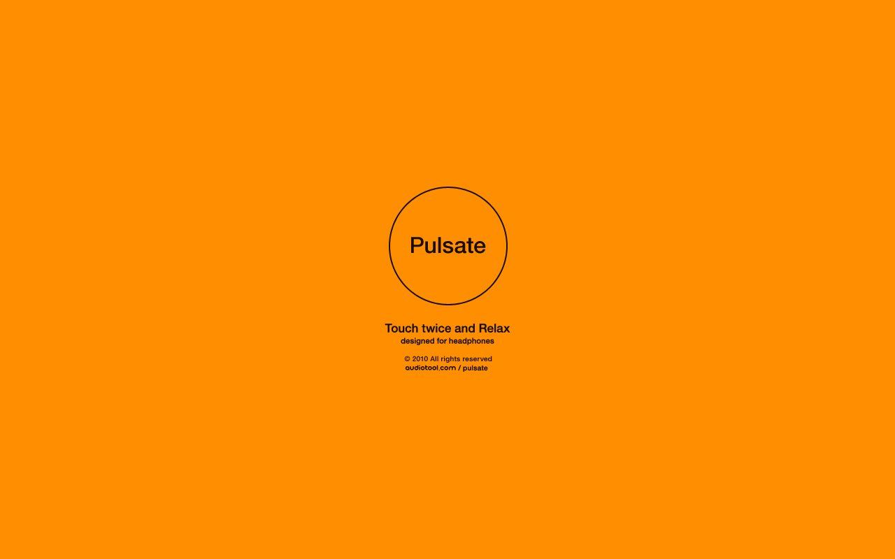 Pulsate - screenshot