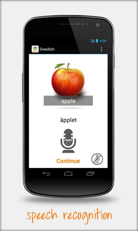 Learn Swedish with Babbel - screenshot