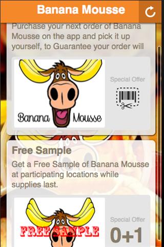 Banana Mousse