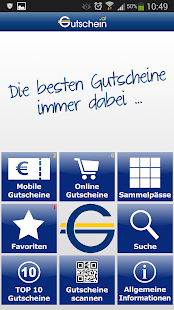 Gutschein.at - screenshot thumbnail