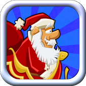 Santa Jetpack: Magic Sleigh