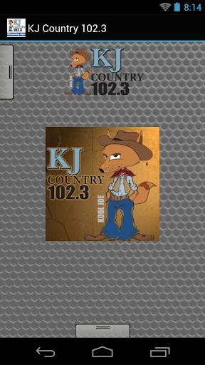 KJ Country 102.3