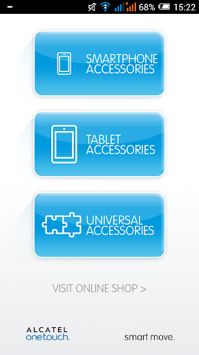 ALCATEL ONETOUCH ACCESSORIES