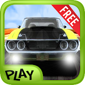 V8 Muscle Cars - Racing game