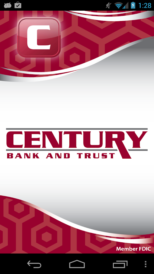 Century Bank and Trust - screenshot