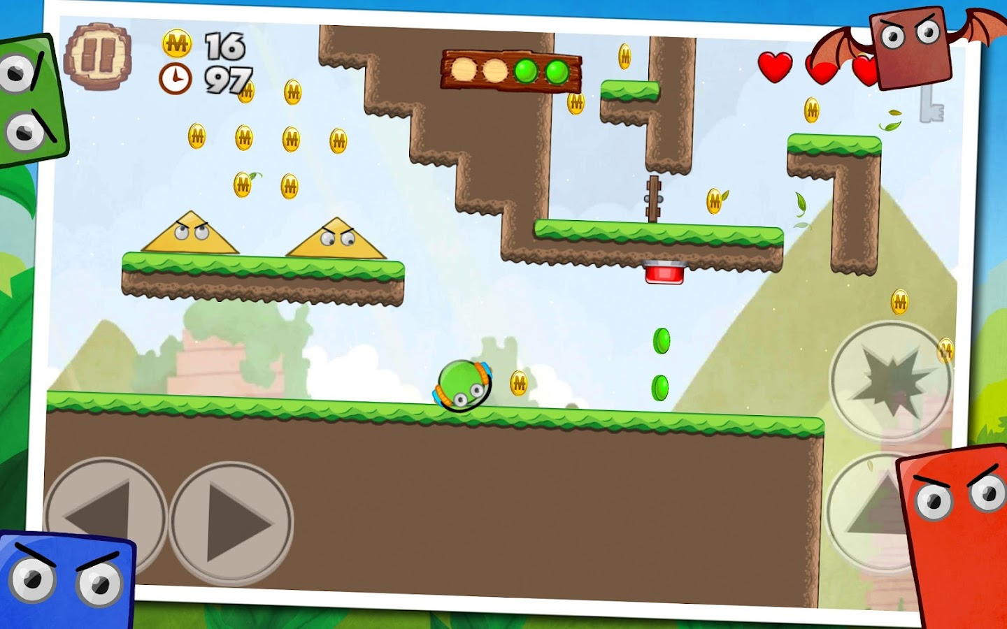 Bubble Blast Adventure- screenshot