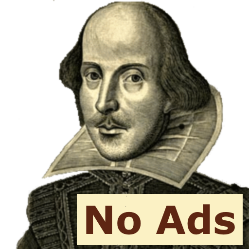 Shakespeare's Monologues-NoAds LOGO-APP點子