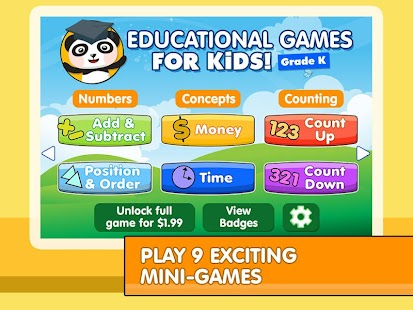 Educational Games - Math