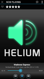 Helium Streamer - náhled