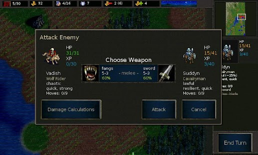 Battle for Wesnoth Free - screenshot thumbnail