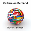 Culture on Demand - Traveler icon