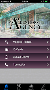Dave Walkenhorst Agency- screenshot thumbnail