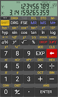 Screenshot of RealCalc Plus