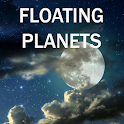 FLOATING PLANETS POSTCARDS icon