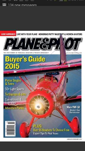 Plane Pilot