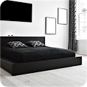 Black & White Bedroom Ideas icon