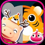 Pingle Tok Tok Animal Sticker
