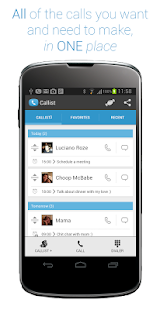 Callist - Call reminder&widget- screenshot thumbnail