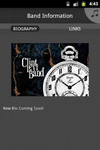 Clint Levi Band - screenshot