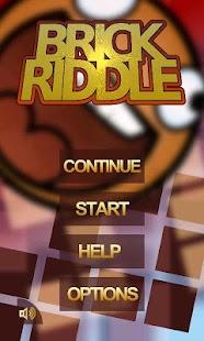 Brick Riddle