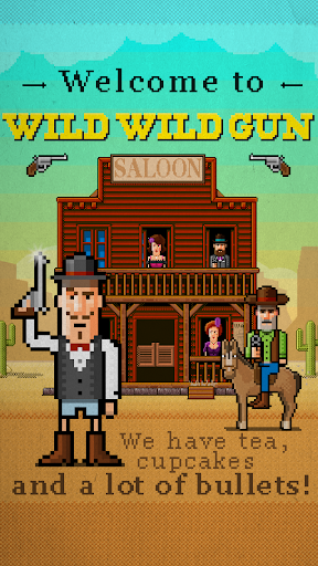 Wild Wild Gun for Android Wear