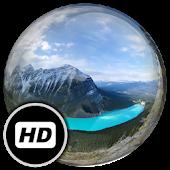 Panorama Wallpaper: Mntn Lakes