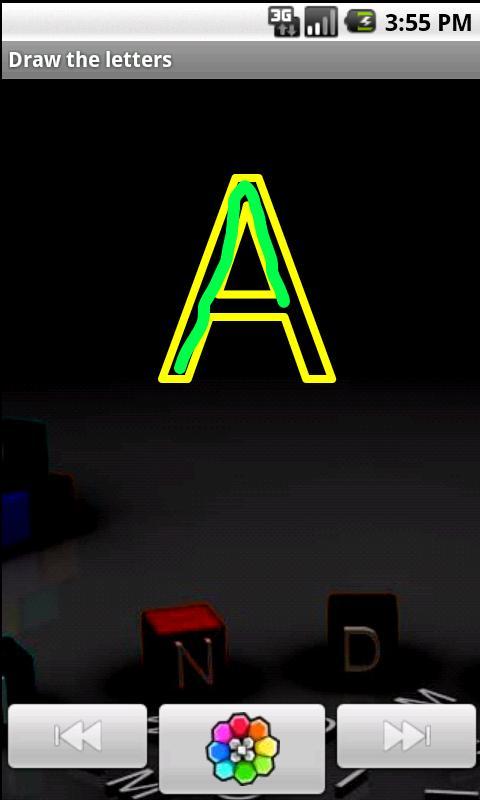 Jogos Educativos para Crianças: captura de tela