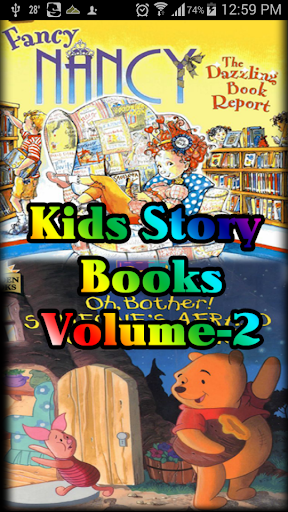 Kids Story Books Volume-2