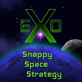 eXo snappy space strategy game